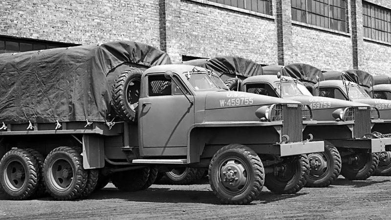 La incidencia del Studebaker US6 en el Frente Oriental durante la Segunda Guerra Mundial