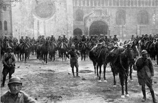 El largo camino de regreso para un soldado de la Gran Guerra