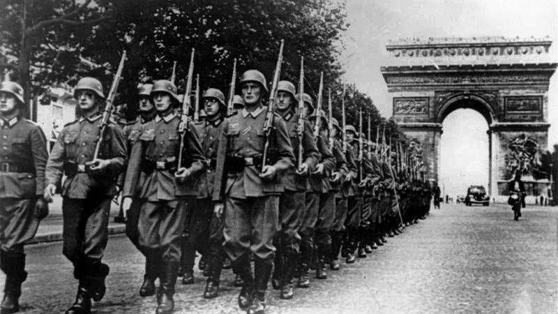 La derrota gala. Razones y pormenores del fiasco bélico en 1940