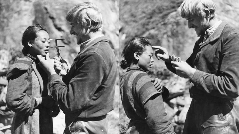 La expedición alemana al Tibet de 1938