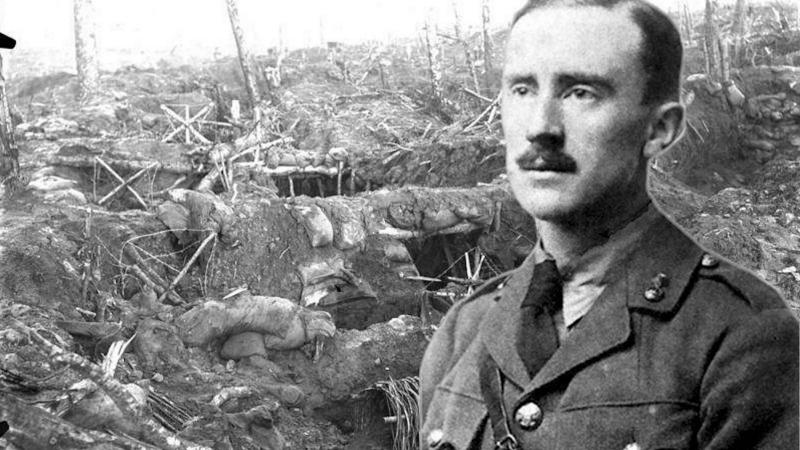 J.R.R.Tolkien ¿Cómo influyó la Gran Guerra en su obra?