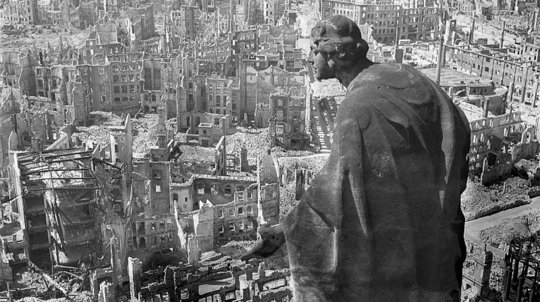 El bombardeo a Dresde ¿Un crimen de guerra?