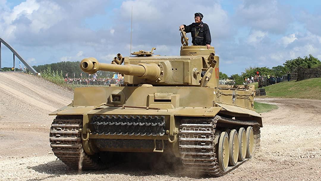El secreto de la efectividad de los tanques Tiger I