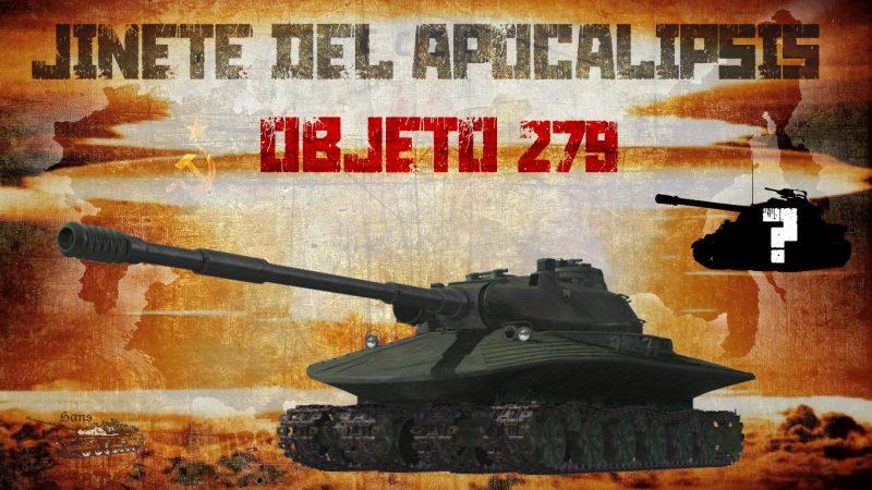 Jinete del Apocalipsis: Objeto 279