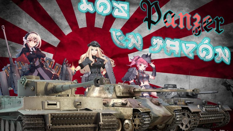 Felinos en Oriente: Los Panzer en Japón