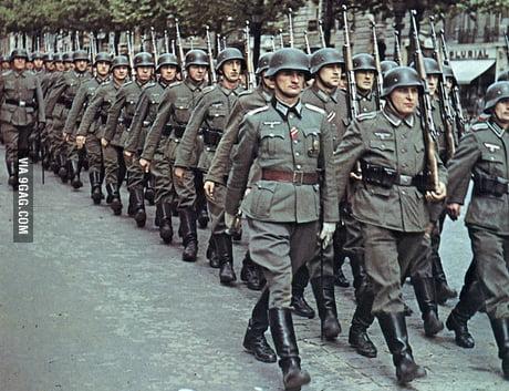 La verdadera VENTAJA de la Wehrmacht en la WWII: Auftragstaktik o Mando Tipo Misión